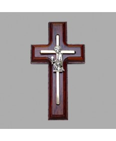 First Communion Cross for Boy 5""