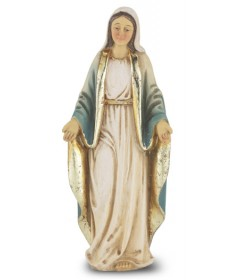 Our Lady of Grace Statue 4""