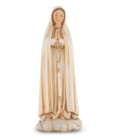 Our Lady of Fatima Statue 4""