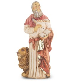 "Patron Saint Statue 4"" - St Mark"