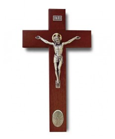 Confirmation Crucifix 9""