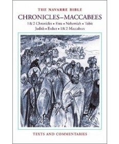 Navarre Bible: Chronicles to Maccabees