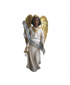 "24"" Gloria Angel with African Features from Italy for ""ADUA"" Set"