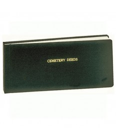 Cemetery Deed Book