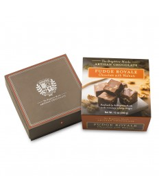 Brigittine Monks Chocholate Fudge Royal with Nuts