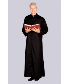 Abbey Priest or Adult Server Full Cut Cassock