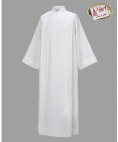 Abbey Altar Server Front Wrap Alb 100% Polyester