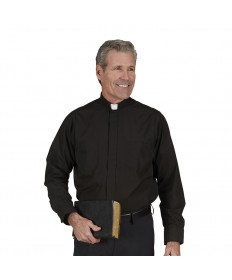 Summer Comfort Clergy Shirt Long Sleeve by R.J.Toomey Co.