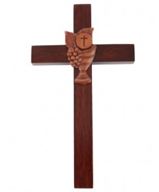 Fist Communion Cross 8""