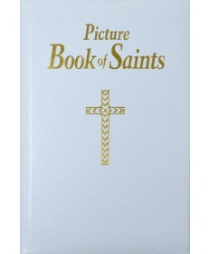 Picture Book Of Saints - White Leather