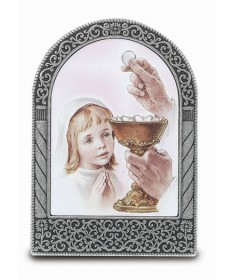 First Communion Frame for Girl