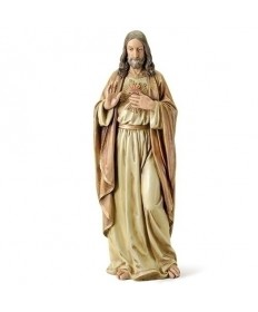 "Sacred Heart of Jesus 37.5"" Statue 37.5"" from Renaissance Collection"