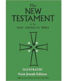 NABRE St Joseph's New Testament Study Edition