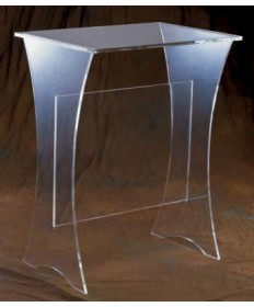 Acrylic Offertory Table - Plain