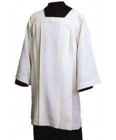 Ecumenical Surplice by Abbey Brand in Polyester / Cotton
