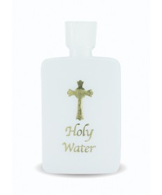 Holy Water Plastic Bottle 4 oz