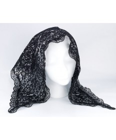 Mantilla - Black Lace