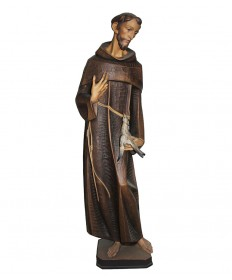St Francis of Assisi Statue by Demetz Art Studio