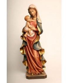 "42"" Madonna and Child Statue by Moroder Studio"