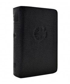 Liturgy of the Hours Black Leather Case Volume 3