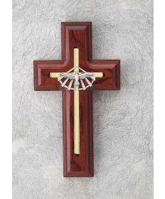 Confirmation Wall Cross 5""