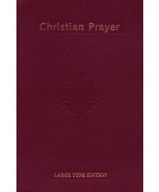 Christian Prayer - Large Print Edition