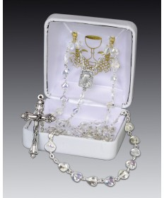 First Communion Girl's Rosary