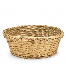 """Round 4"""" deep Collection Basket without Liner"""
