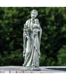 "Saint Joseph 20"" Garden Statue from Renaissance Collection"