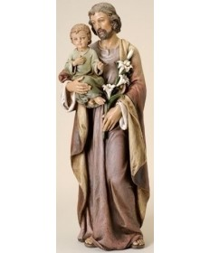 "Saint Joseph 37"" Statue from Renaissance Collection"