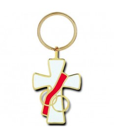 Deacon's Wife Keyring