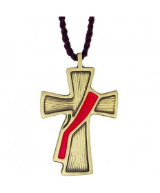 Deacon Cross Pendant - The Passion & Fire
