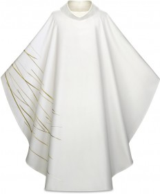 """Our Lady of Fatima"" Chasuble 5286 by Slabbinck"