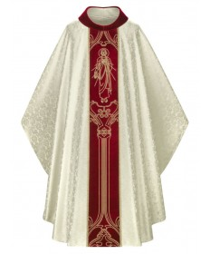 """Divine Mercy"" Chasuble by Slabbinck"