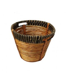 Round Overflow Collection Basket