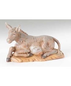 "Fontanini 5"" Seated Donkey"