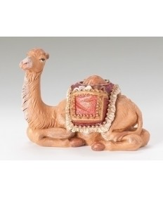 "Fontanini Baby Camel with Saddlebags for 5"" Set"