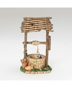 "Fontanini Town Well for 5"" Figures"