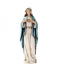 "Immaculate Heart of Mary 6"" Statue"