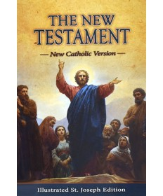 New Testament New Catholic Version (PB Pocket Size)