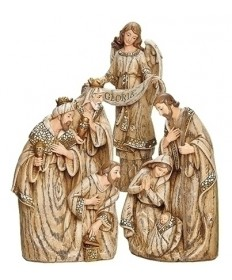 "10"" Nativity Set"