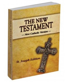 NCV The New Testament - St Joseph Pocket Edition