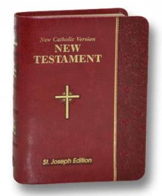 NCV Pocket New Testament (Imitation Leather)