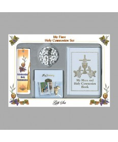First Communion Missal Set for Girls - Heritage Edition
