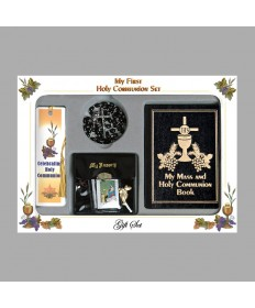 First Communion Missal Set for Boys - Heritage Edition
