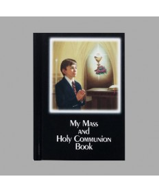 Missal for Boys with Laminated Hard Cover