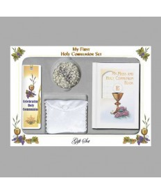 First Communion Missal Set for Girls
