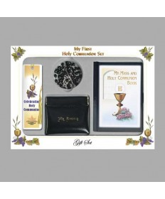 First Communion Missal Set for Boys - First Light