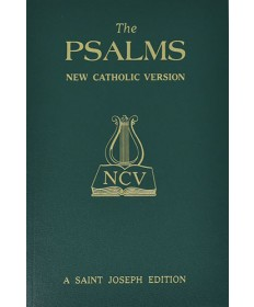 Psalms - New Catholic Version (St Joseph Edition)