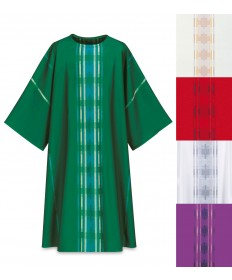 Dalmatic in Terra Fabric by Slabbinck